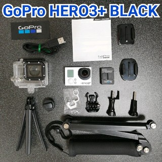 GoPro - 【お得セット】GoPro Hero3+ BLACK✨