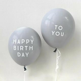 誕生日 バースデー バルーン