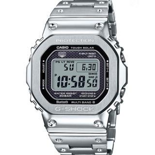 ジーショック(G-SHOCK)の新品未使用 国内正規G-shock GMW-B5000D-1JF フルメタル (腕時計(デジタル))