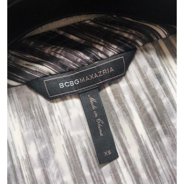 BCBGMAXAZRIA(ビーシービージーマックスアズリア)のBCBG ラップワンピ ストレッチワンピース 新品 BCBGMAXAZRIA レディースのワンピース(ひざ丈ワンピース)の商品写真