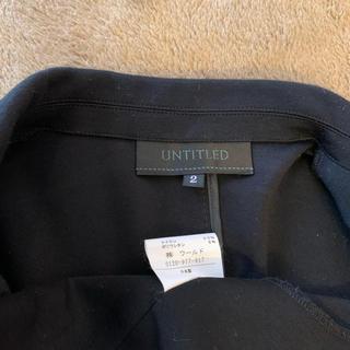 アンタイトル(UNTITLED)のさくらさく様専用 アンタイトルジャケット(テーラードジャケット)