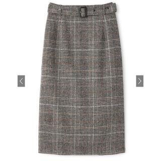 グレイル(GRL)のグレンチェック タイトスカート(ひざ丈スカート)