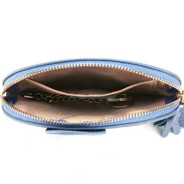 最高級本革トゴレザー ミニ財布 ぞうさん 可愛い ポーチ 小物入れ 小銭入れ レディースのファッション小物(コインケース)の商品写真