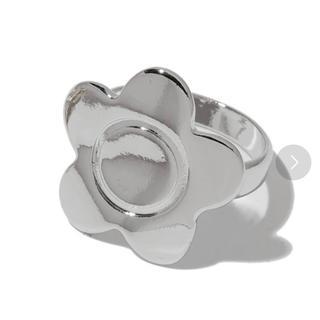 スピンズ(SPINNS)のスピンズ フラワーリング(リング(指輪))