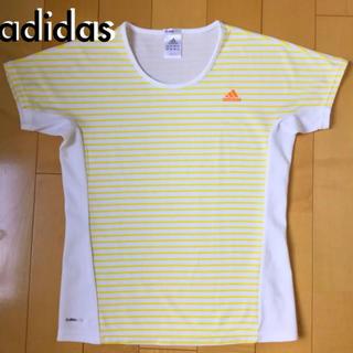 adidas - adidas 速乾性 Tシャツ clima365 MーLサイズ 送料無料