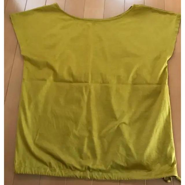 TOMORROWLAND(トゥモローランド)の海月様用 MACPHEEカットソー トップス レディースのトップス(カットソー(半袖/袖なし))の商品写真