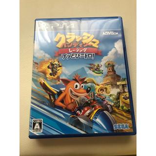 PlayStation4 - クラッシュバンディクー レーシング