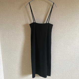 スピックアンドスパンノーブル(Spick and Span Noble)のNoble サロペットスカート (ロングスカート)