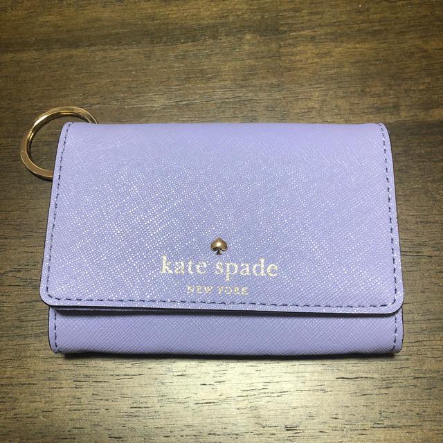 kate spade new york(ケイトスペードニューヨーク)のケイトスペード パスケース 小銭入れ レディースのファッション小物(コインケース)の商品写真