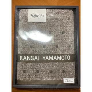 kansai yamamoto バスタオル(タオル/バス用品)