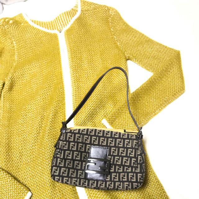 FENDI(フェンディ)のヴィンテージFENDI ミニマンマ レディースのバッグ(ハンドバッグ)の商品写真