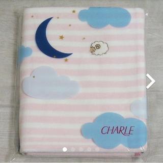 シャルレ(シャルレ)のシャルレ 新品ピロケース 枕カバー ピンク(シーツ/カバー)