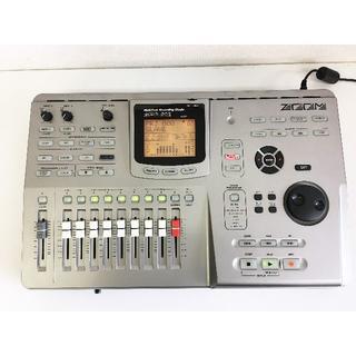 ズーム(Zoom)のZOOM マルチトラックレコーダー MTR MRS-802CD Ver2 動作品(MTR)