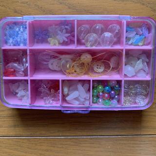 キワセイサクジョ(貴和製作所)のビーズセット DIY ピンク ボックス(その他)
