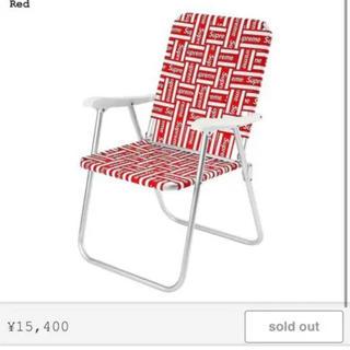 Supreme - シュプリーム イス 椅子 チェアー Lawn Chair