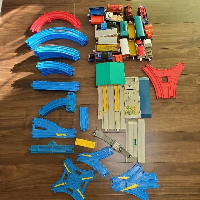 Takara Tomy(タカラトミー)のトミか プラレール トマス キッズ/ベビー/マタニティのおもちゃ(電車のおもちゃ/車)の商品写真