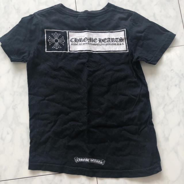 Chrome Hearts(クロムハーツ)のクロムハーツKIDSTシャツ キッズ/ベビー/マタニティのキッズ服男の子用(90cm~)(Tシャツ/カットソー)の商品写真