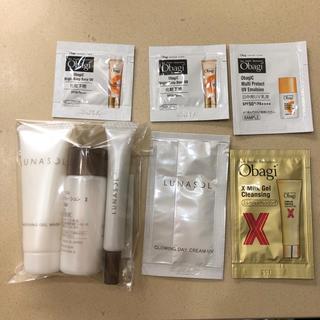 ルナソル(LUNASOL)のルナソル LUNASOL 美容液 化粧液 ジェルウォッシュ 試供品(サンプル/トライアルキット)