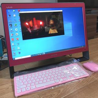 VAIO Corei7 テレビ付き パソコン