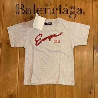 バレンシアガ(Balenciaga)の新品未使用 バレンシアガ Tシャツ グッチ ディオール フェンディ 110(Tシャツ/カットソー)