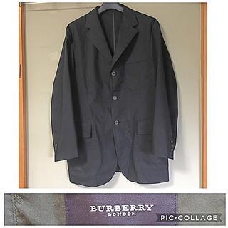 バーバリー(BURBERRY)のメンズ・サマージャケット⭐︎バーバリーロンドン(テーラードジャケット)