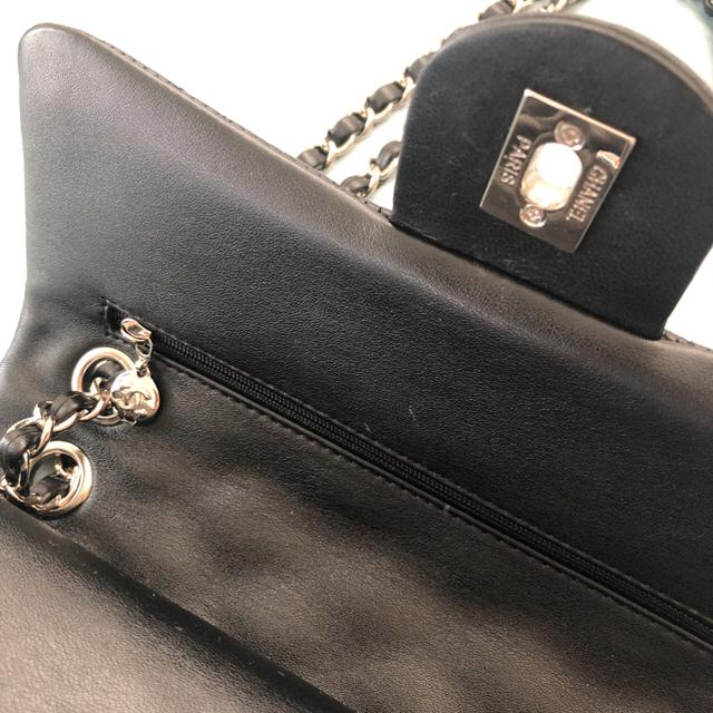 CHANEL(シャネル)のCHANEL シャネル ノベルティ チェーンバック マトラッセ レディースのバッグ(ハンドバッグ)の商品写真