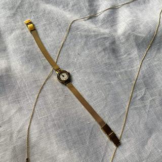 アッシュペーフランス(H.P.FRANCE)のinduna 華奢で上品な腕時計(腕時計)