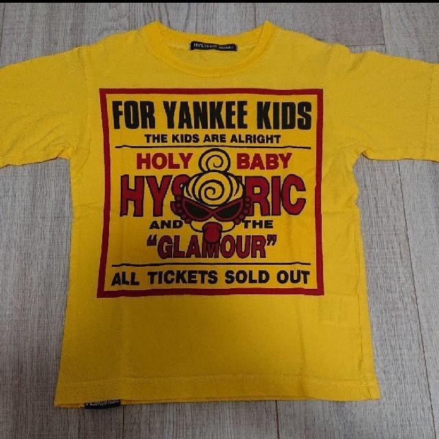 HYSTERIC MINI(ヒステリックミニ)のヤンキー 夏祭り限定 キッズ/ベビー/マタニティのキッズ服男の子用(90cm~)(Tシャツ/カットソー)の商品写真