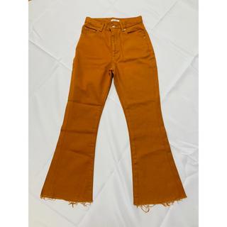 SLY - オレンジ デニム