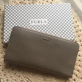 Furla - ⚫︎未使用品 箱付き⚫︎FURLA フルラ 長財布 グレージュ