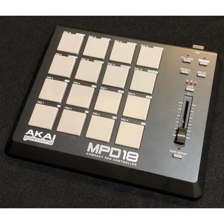 AKAI MPD18 MIDIパッドコントローラー (MIDIコントローラー)