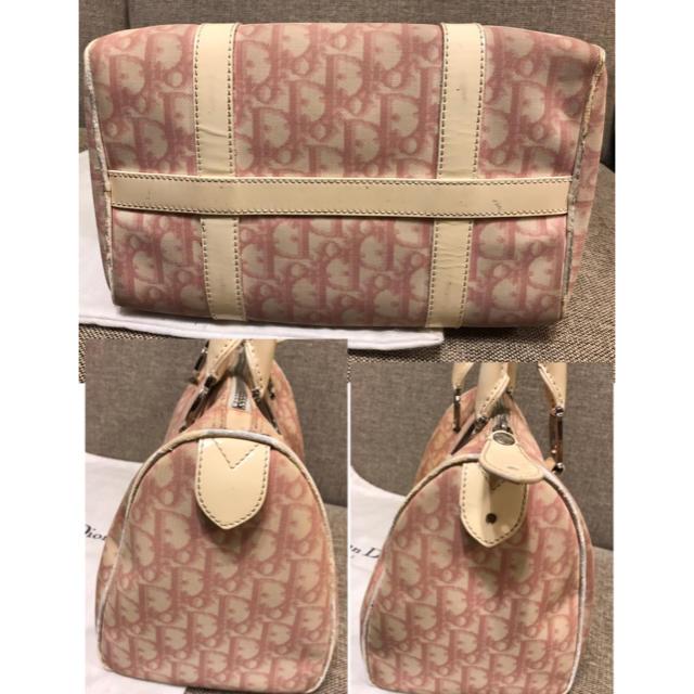 Christian Dior(クリスチャンディオール)のChristian Dior クリスチャン・ディオールのミニボストン レディースのバッグ(ハンドバッグ)の商品写真