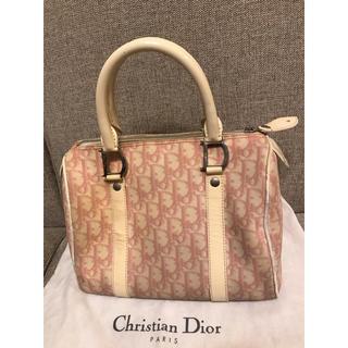 Christian Dior - Christian Dior クリスチャン・ディオールのミニボストン
