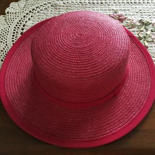 CHARLES JOURDAN - シャルルジョルダン 帽子