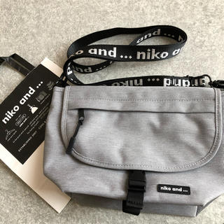 niko and... - 【新品】niko and...   バッグ