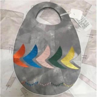 mina perhonen - 新品 伊勢丹限定 ミナペルホネン エッグバッグ トートバッグ bird