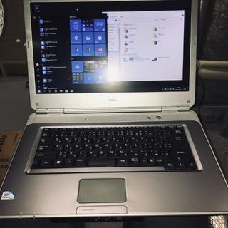 エヌイーシー(NEC)のNEC VersaPro PC-VY22MAN5MJR9(ノートPC)