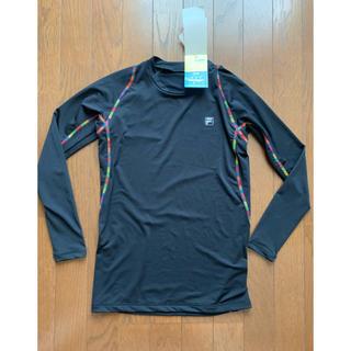 フィラ(FILA)のFILA スポーツシャツ LLサイズ 新品 タグ付(Tシャツ(長袖/七分))