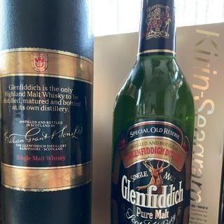 古酒 グレンフィディック ピュアモルトスコッチウイスキー 1887年