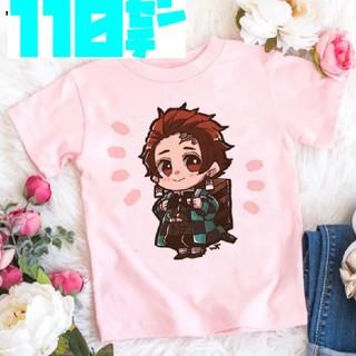 鬼滅の刃 ミニ炭治郎 Tシャツ 110