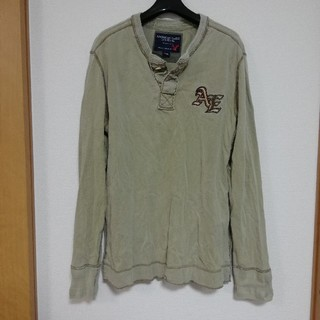 アメリカンイーグル(American Eagle)のアメリカンイーグル ロンT M(Tシャツ/カットソー(七分/長袖))