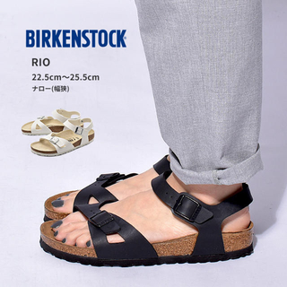 BIRKENSTOCK - 【新品】BIRKENSTOCK ビルケンシュトック サンダル 黒