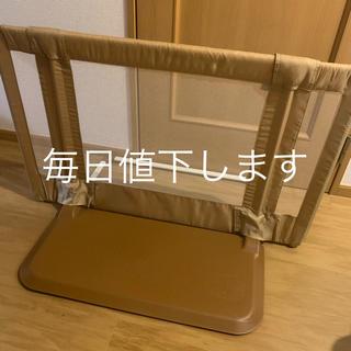 日本育児 - 日本育児 ちょっとおくだけとおせんぼS Sサイズ ベージュ ベビーフェンス