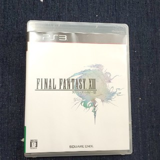 SQUARE ENIX - ファイナルファンタジーXIII PS3