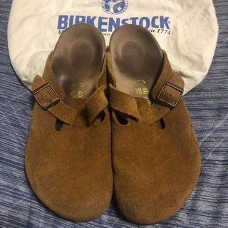 ビルケンシュトック(BIRKENSTOCK)のビルケンシュトック ボストン(スリッポン/モカシン)