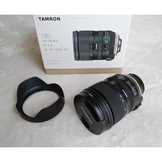TAMRON - 値下げしました→NIKON用 Tamron  SP 24ー70 f2.8 G2