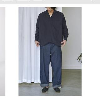コモリ(COMOLI)のコモリ シャツ comoli  オーラリー  ポータークラシック (シャツ)