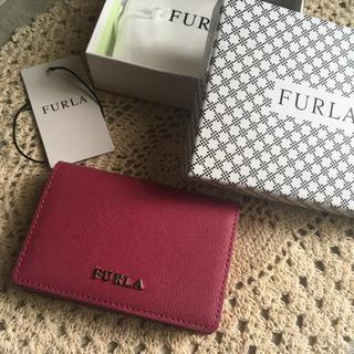 Furla - ⚫︎新品 箱付き⚫︎FURLA フルラ カードケース 名刺入れ