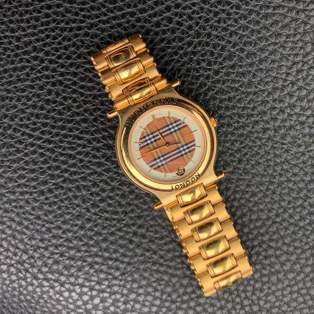 BURBERRY(バーバリー)の【ジャク様専用】メンズ Burberry 時計 メンズの時計(腕時計(アナログ))の商品写真