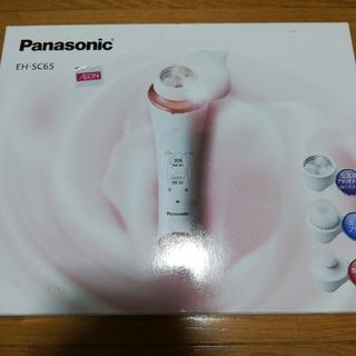 Panasonic - Panasonic eh-sc65 洗顔美顔器濃密泡エステ ★パナソニック